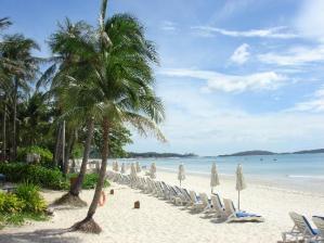Chaweng Beach à Koh Samui