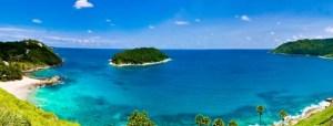 Plage paradisiaque Phuket