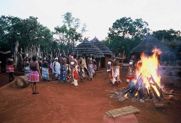 village tsonga