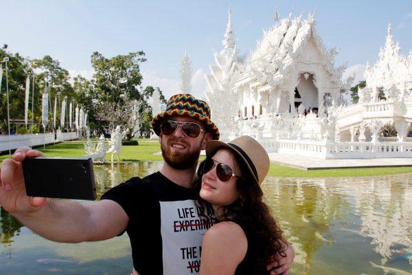 Couples francais thailande