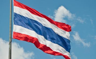 drapeau thaïlandais