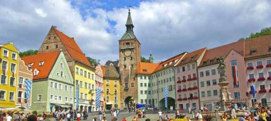 Altstadt von Landsberg am Lech