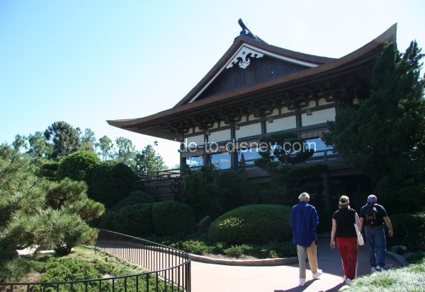 Guide To Disney World Tokyo Dining In Japan Of The World Showcase At Disney Epcot