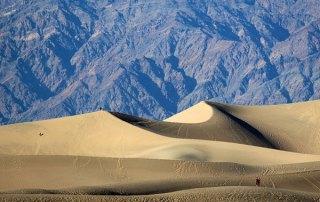 Death Valley ørkensand