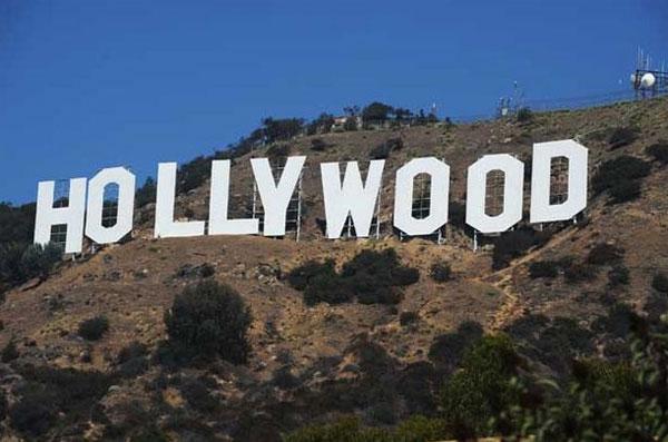 Hoolywood sign