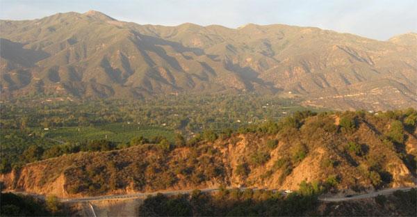 Klima Californien