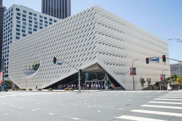 LA The Broad