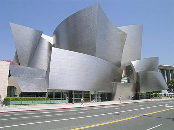 LA Walt Disney Concerthall