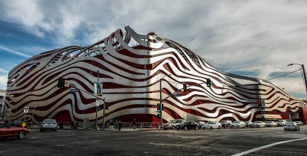 Petersen Automobile Museum LA