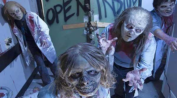 The Walking Dead Universal Studios