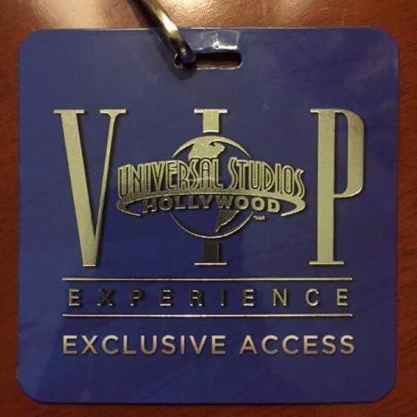 Universal VIP Experience