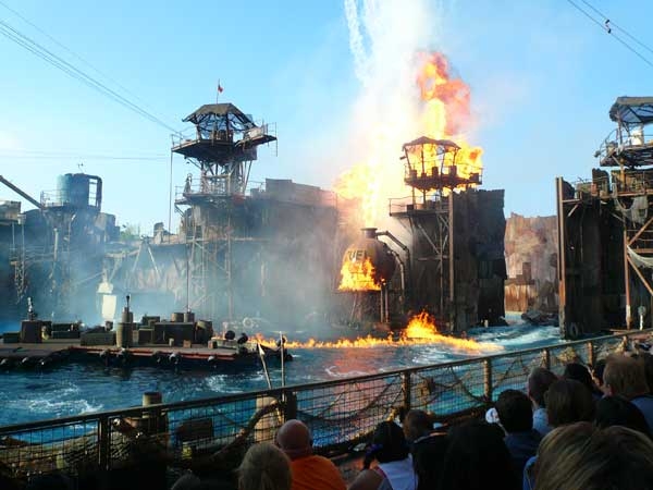 Waterworld Hollywood
