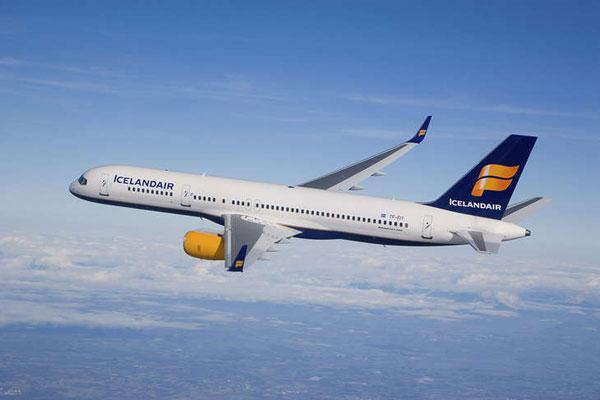 Nye flyruter til USA med Icelandair