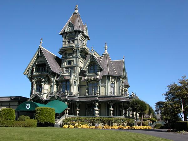 Carson House Eureka Californien