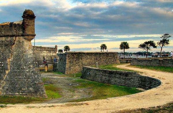 Florida Borg St. Augustine