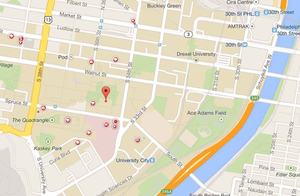 Google Maps som GPS i USA