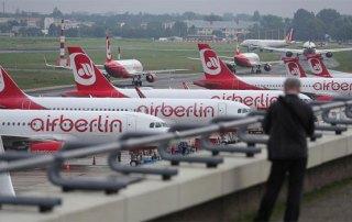 Air Berlin USA ruter