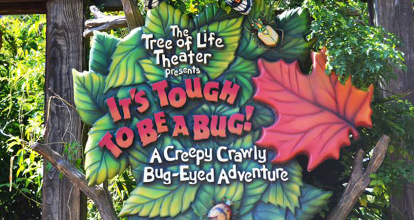 Animal Kingdom Its Tough to Be a Bug Sign