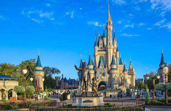 Cinderellas Castle Disney World