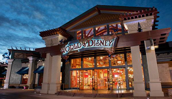Disney Store Orlando