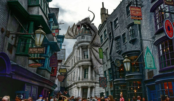 Harry Potter Universal Studios Florida