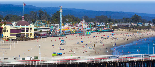 Santa Cruz Californien