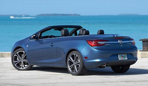 Buick Cascada Cabriolet USA