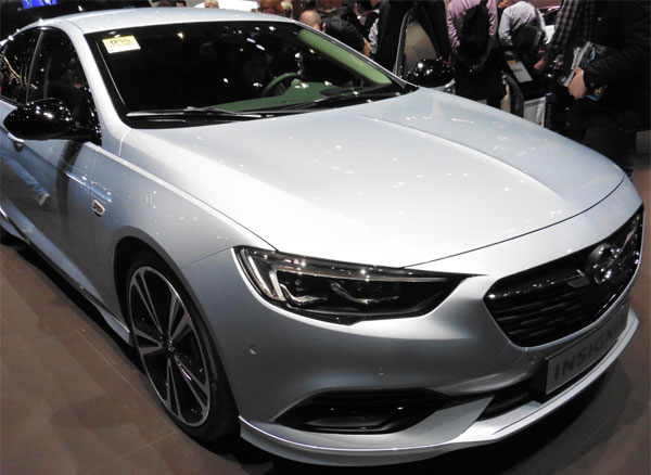 Buick Regal Opel Insignia