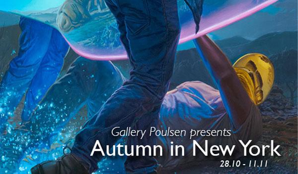 Galleri Poulsen Autumn in New York