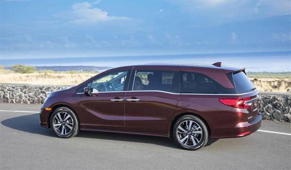 Honda Odyssey SUV