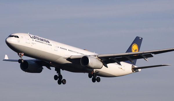 Lufthansa A330