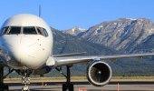 Oversigt over flyselskaber med fly til USA