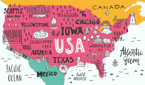 USA oplevelser guide