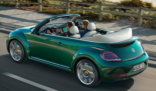 VW Beetle Cabriolet udlejning USA