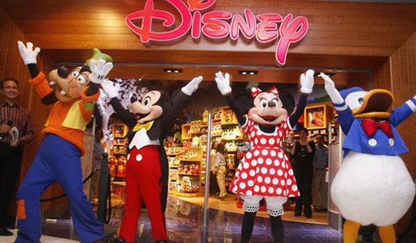 Disney Store rabat