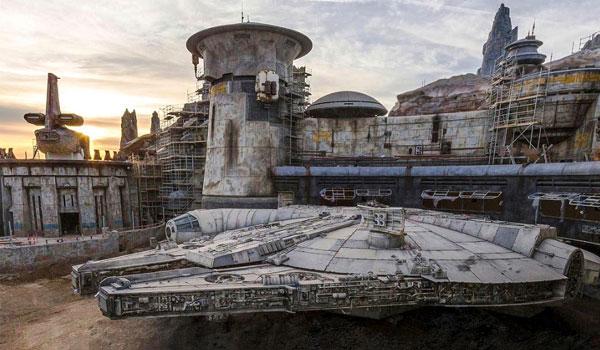 Star Wars i Disney
