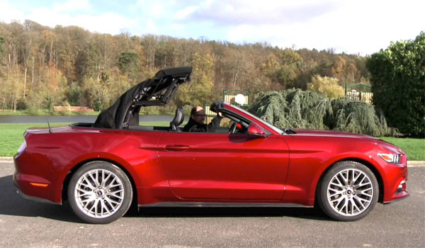 Ford Mustang Convertible - Cabriolet leje USA