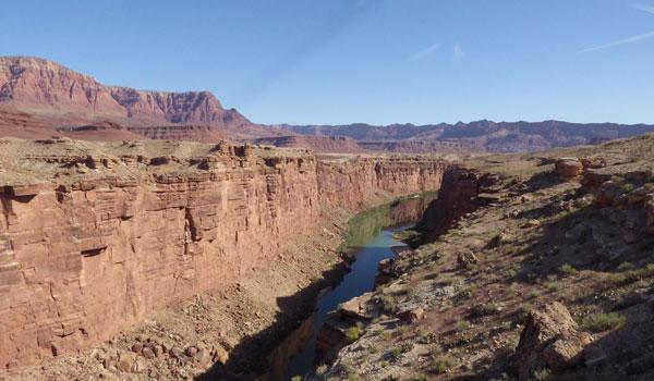 Sejltur Navajo Coloradofloden
