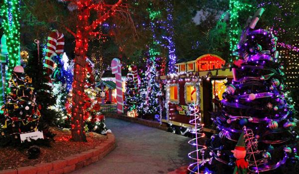 Jul i Las Vegas