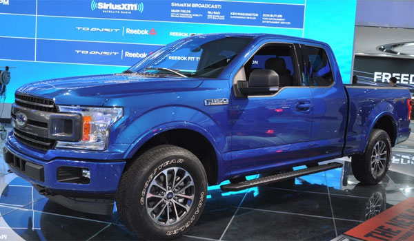Mest solgte bil i USA - Ford F-150