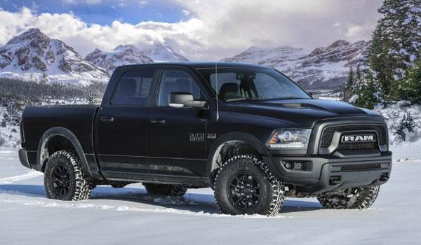 RAM Pick-up truck