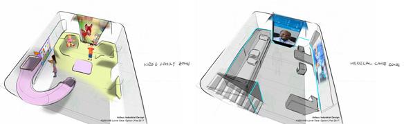 Airbus legeplads modul
