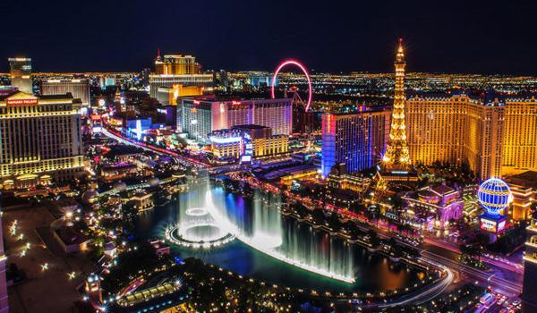 Las Vegas casinoer