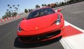 Las Vegas oplevelser – prøv at køre Ferrari i USA