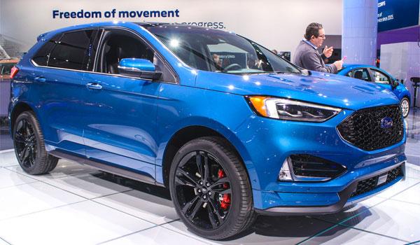 Lej Ford Edge 2018