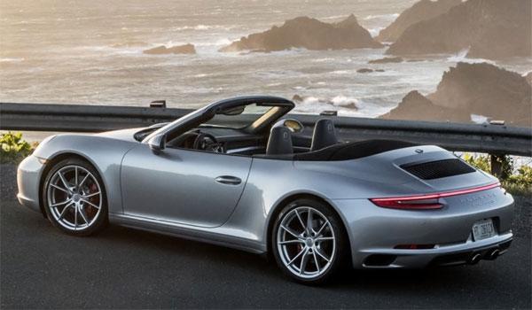 Porsche 911 Convertible Las Vegas