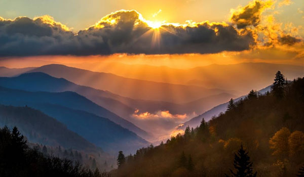 Great Smoky Mountains National Park US