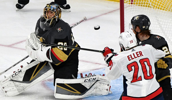 Lars Eller tæt på stor triumf i NHL