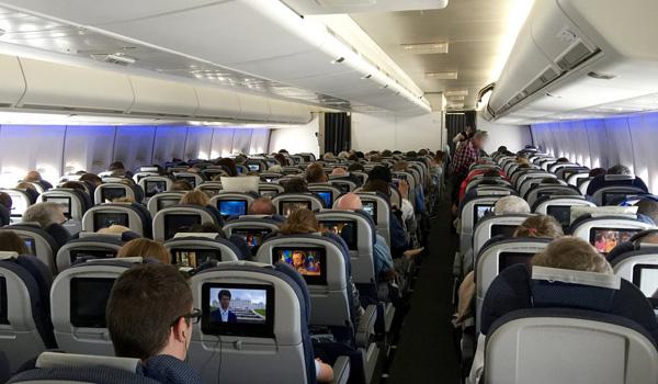 Tips til en behagelig flyrejse til USA
