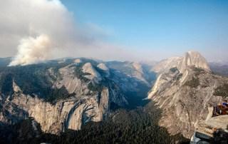 Store dele af Yosemite National Park igen åbne